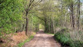 Uitzichten, wandel- en fietspaden