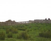 Uitzichtpunt polder De Dûnen